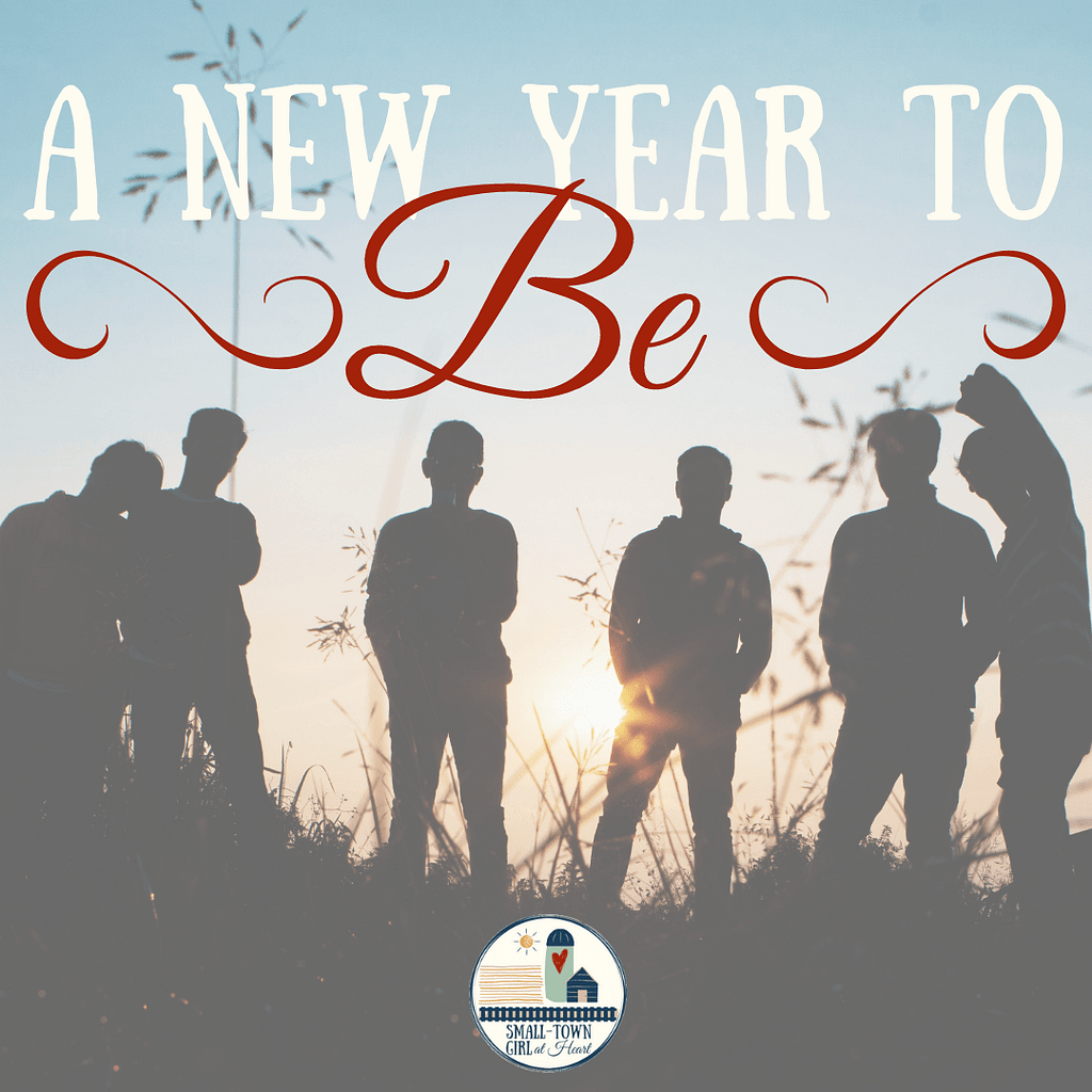 A New Year To Be_Small-Town Girl at Heart