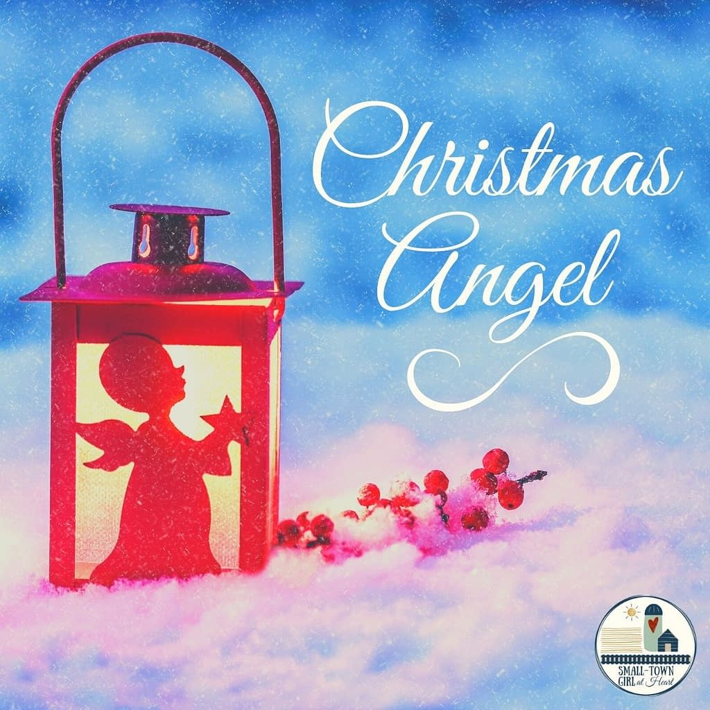 Christmas Angel, Small-Town Girl at Heart
