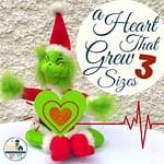 A Heart That Grew Three Sizes