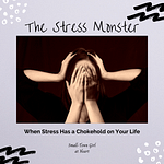 The Stress Monster Cover