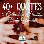 Healthy Body Mindset Quotes, Small-Town Girl at Heart