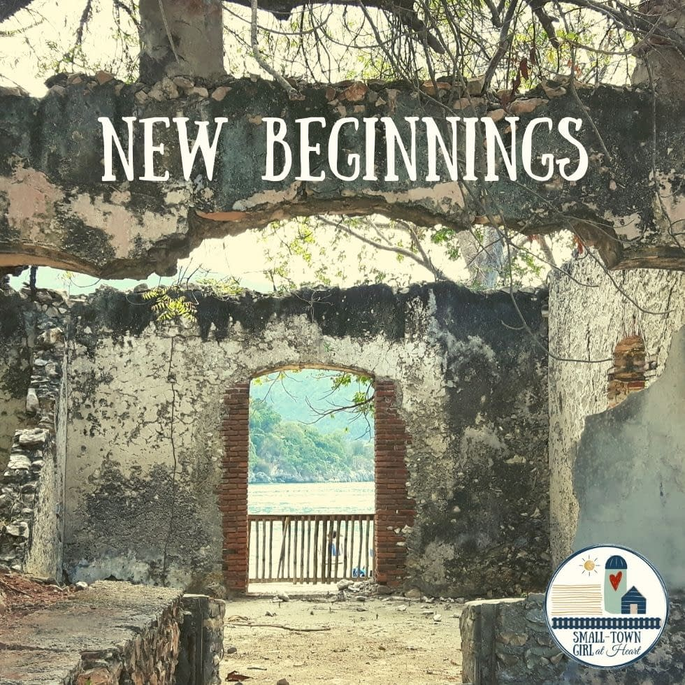 New Beginnings, Small-Town Girl at Heart
