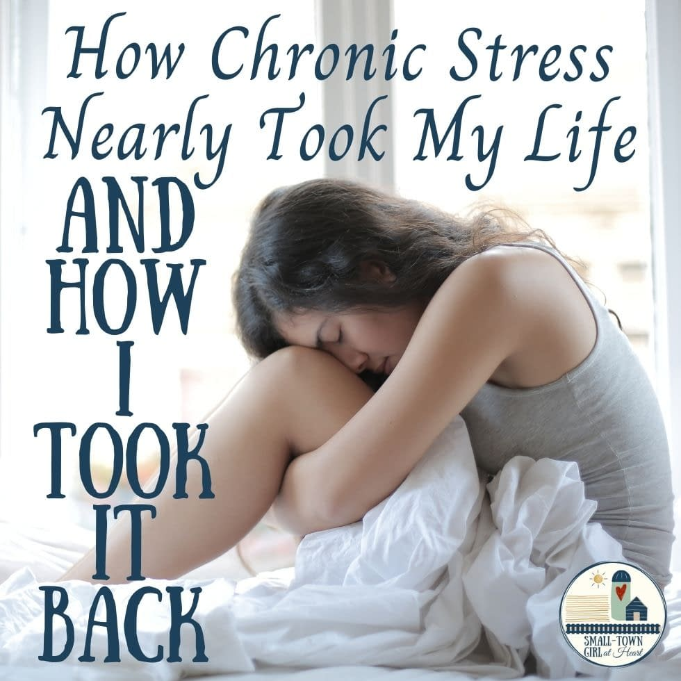 How Chronic Stress Nearly Took My Life and How I Took It Back